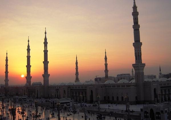 Masjid Nabawi © Panomario.com