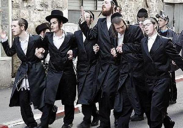 Yahudi Israel saat ini © Salmande.net