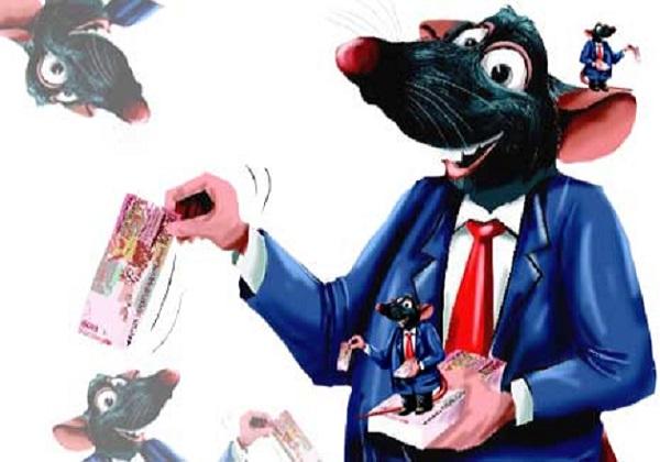 Ilustrasi korupsi © baltyra.com