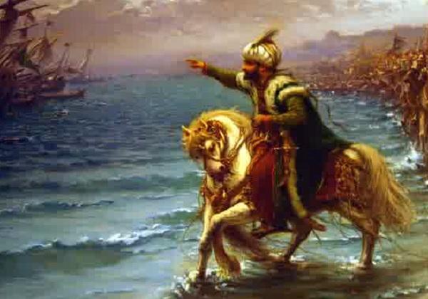 Sultan Muhammad Al Fatih © abuanasmadani.com