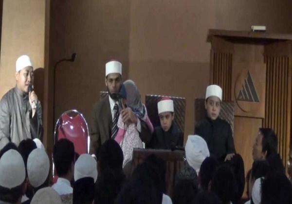 Tabarak, Yazid, Zainah bersama Ayahnya