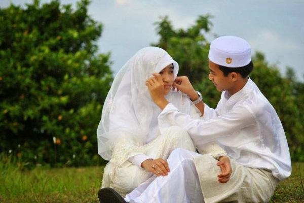 Ilustrasi nikah muda © pakarcinta.com