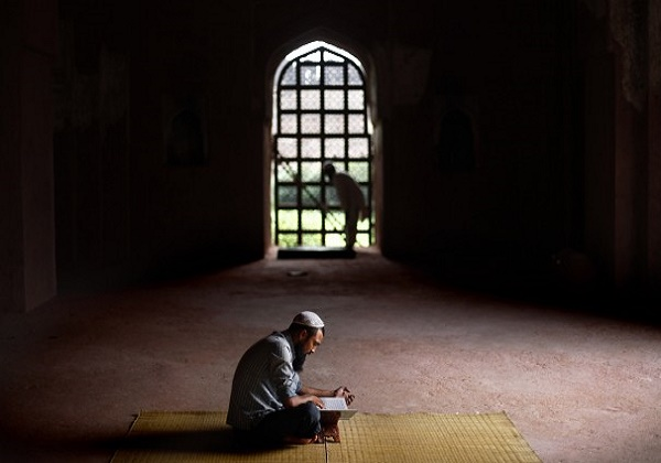 ilustrasi Tilawah al-Qur'an @islam.com