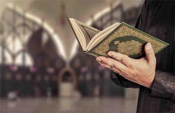 ayat yang membuat umar masuk islam